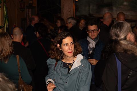 5. IFFR reception @ TIFF - Locarno festival director Lili Hinstin